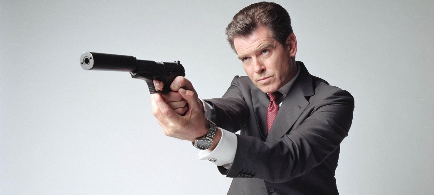 Пирс Броснан: настало время девушке примерить роль агента 007