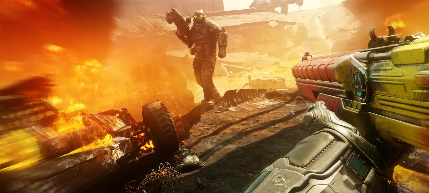 Первое дополнение для Rage 2 выйдет 26 сентября