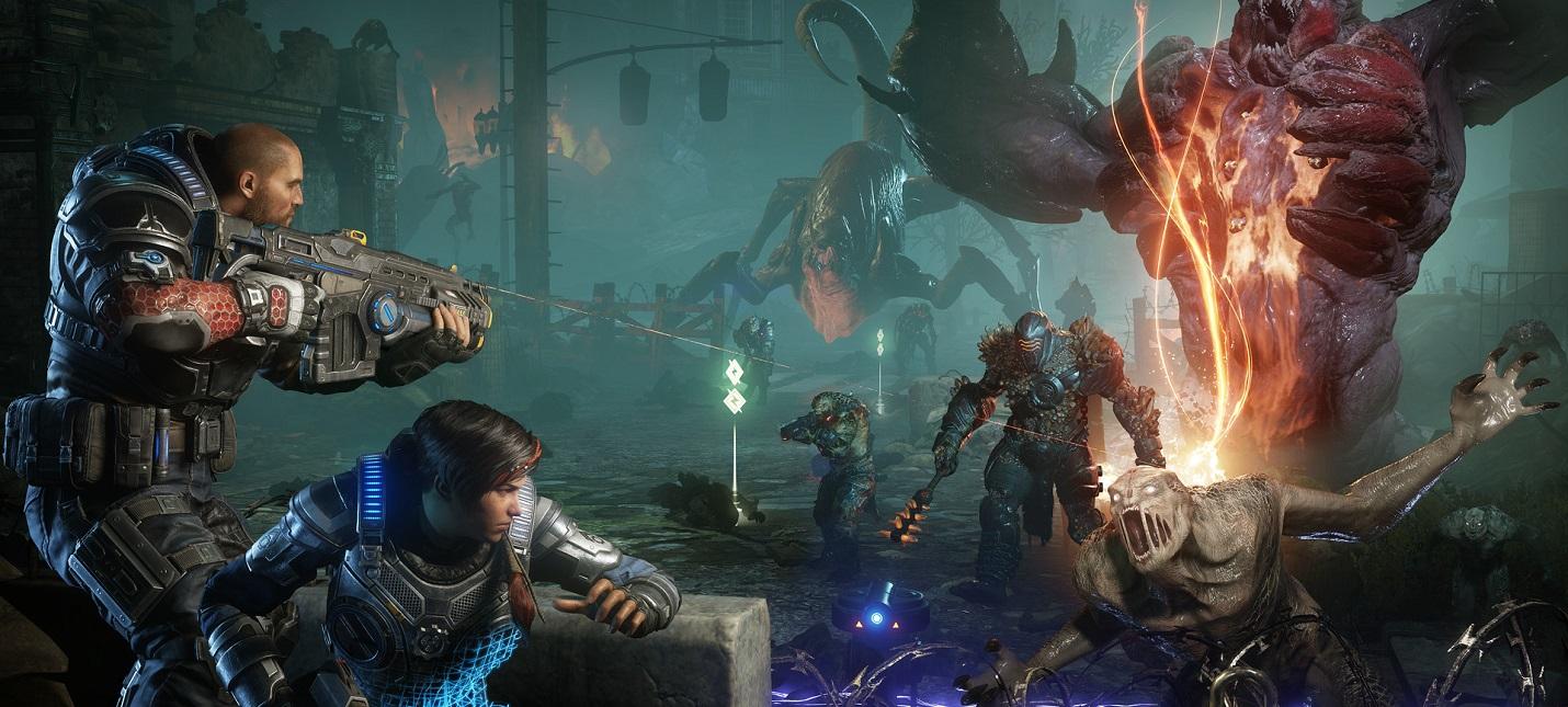 Gears of War 2 выигрывает у Gears 5 по проработке мелких деталей и тяжести геймплея