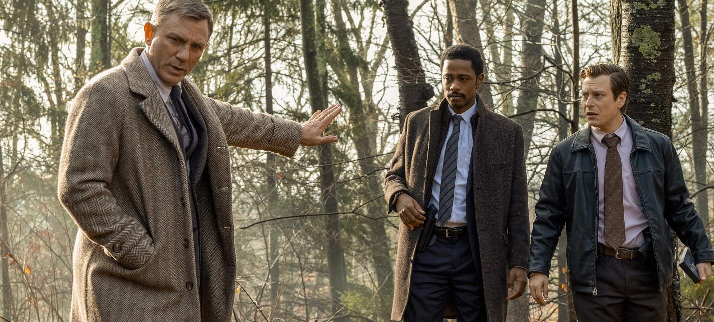 """Критики о """"Достать ножи"""" — Современный взгляд на классический детектив"""