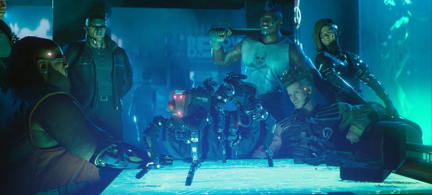 Карта Cyberpunk 2077 в полтора раза больше GTA 5 — по подсчетам фаната