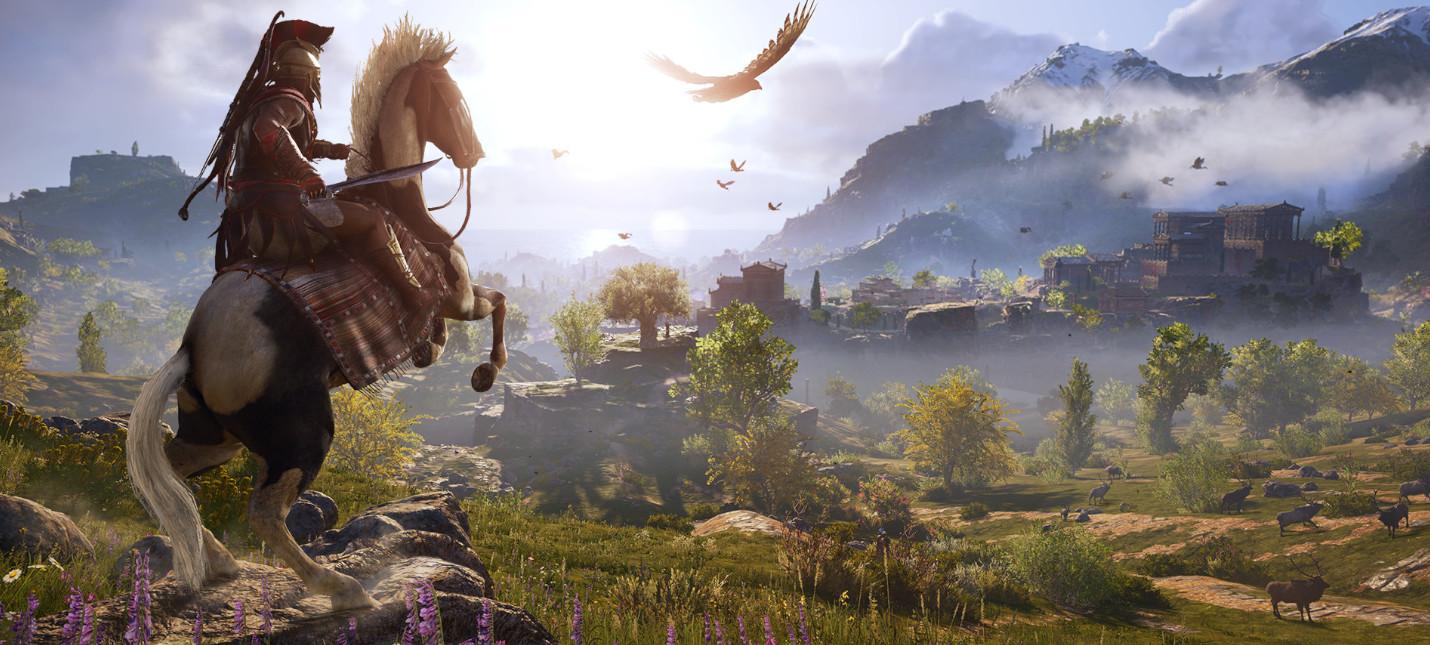 Ив Гиймо рассказал, почему масштаб и продолжительность игр Assassin's Creed увеличились