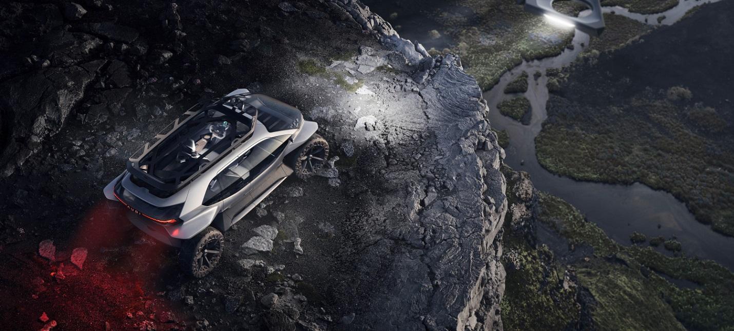 Audi показала концепт внедорожника будущего