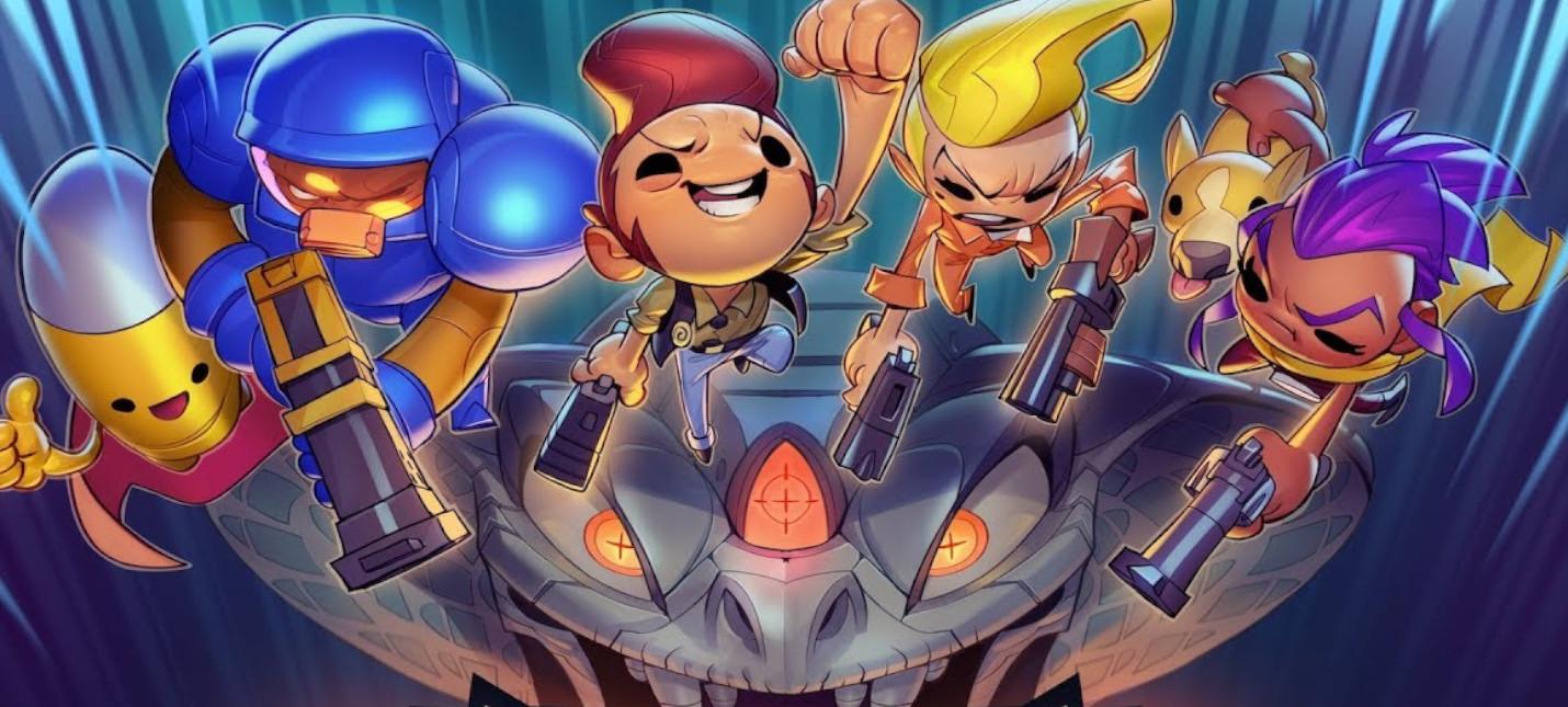 Спин-офф Enter the Gungeon и новая игра разработчиков Bravely Default выйдут на Apple Arcade