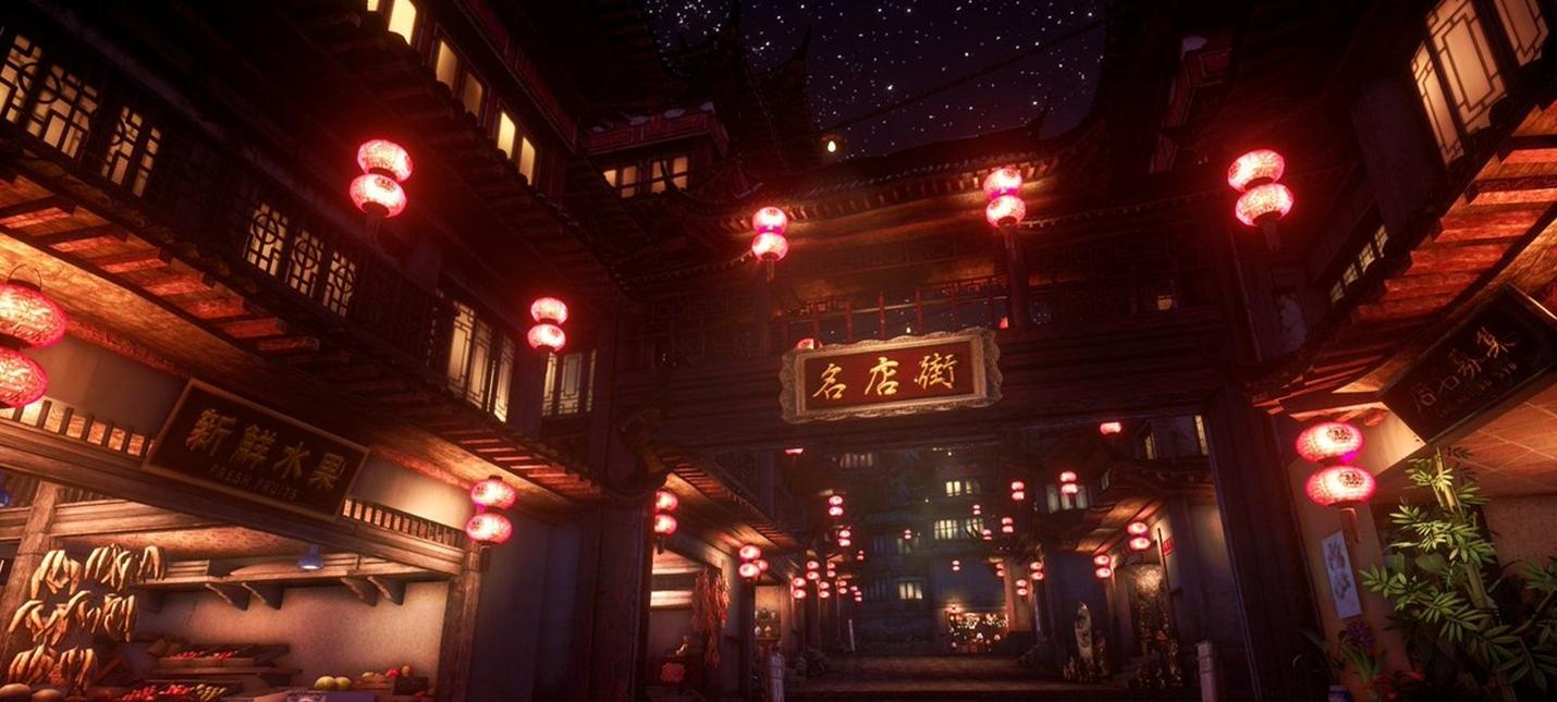 TGS 2019: Новый трейлер Shenmue 3 с демонстрацией локаций