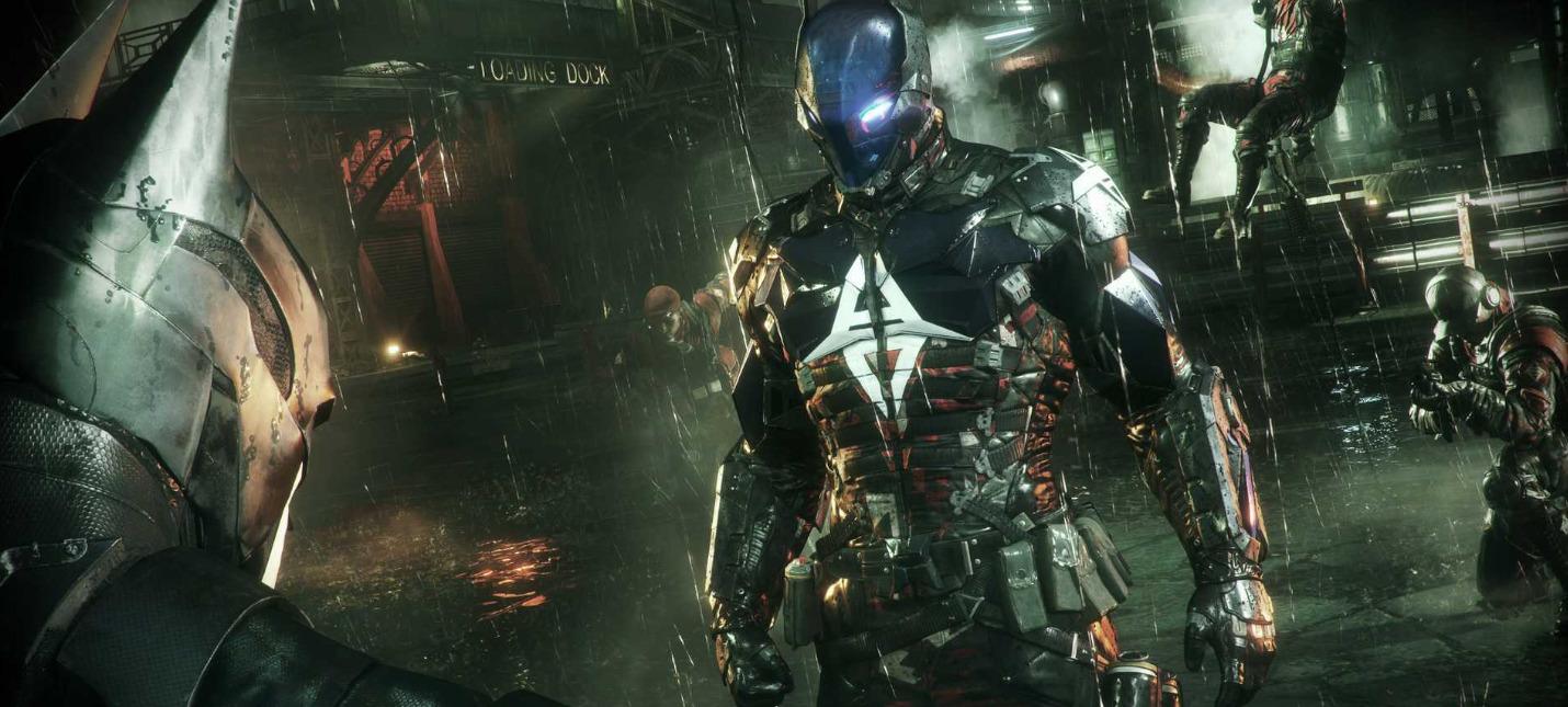 В Epic Games Store началась раздача Conarium, на очереди Бэтмен