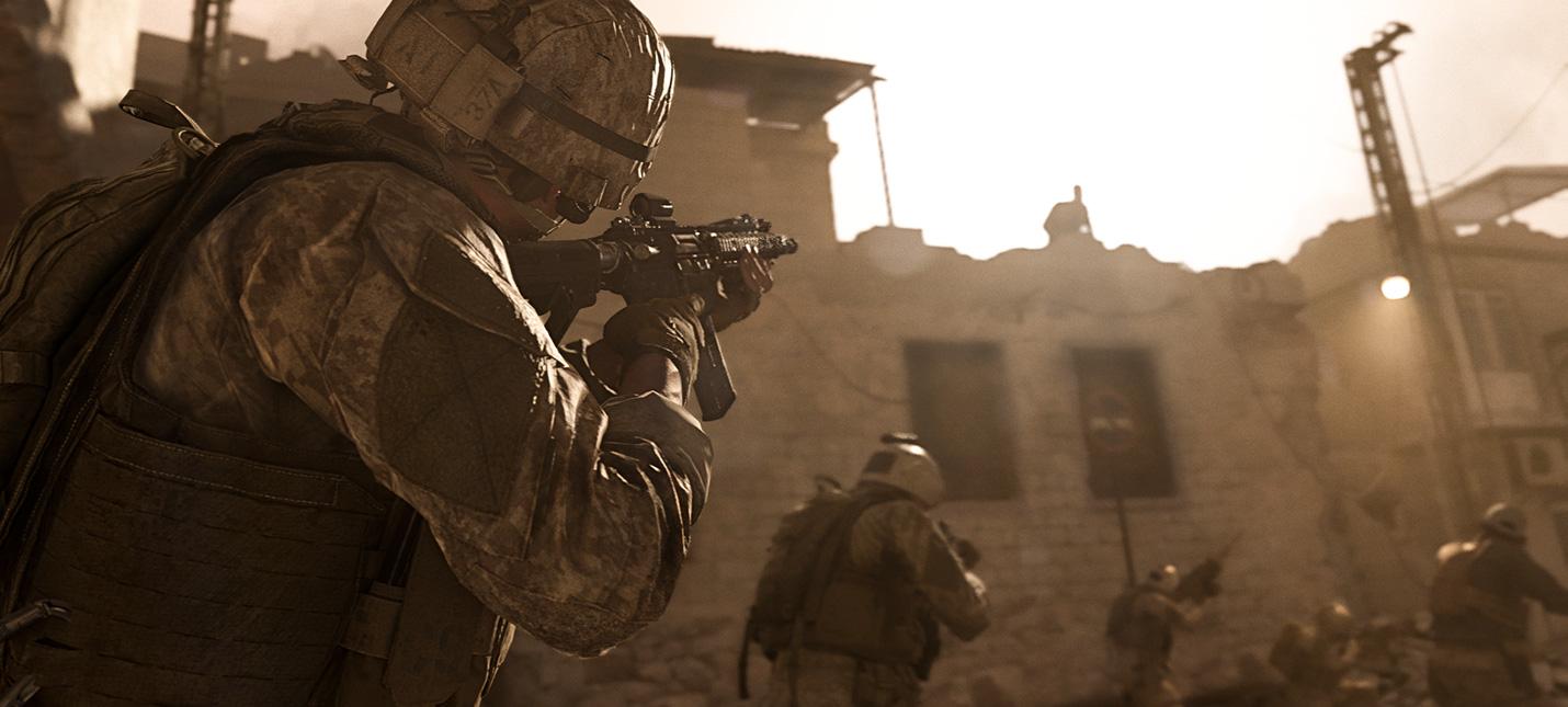 Activision: Решение о блокировке беты Call of Duty: Modern Warfare в России приняла Sony
