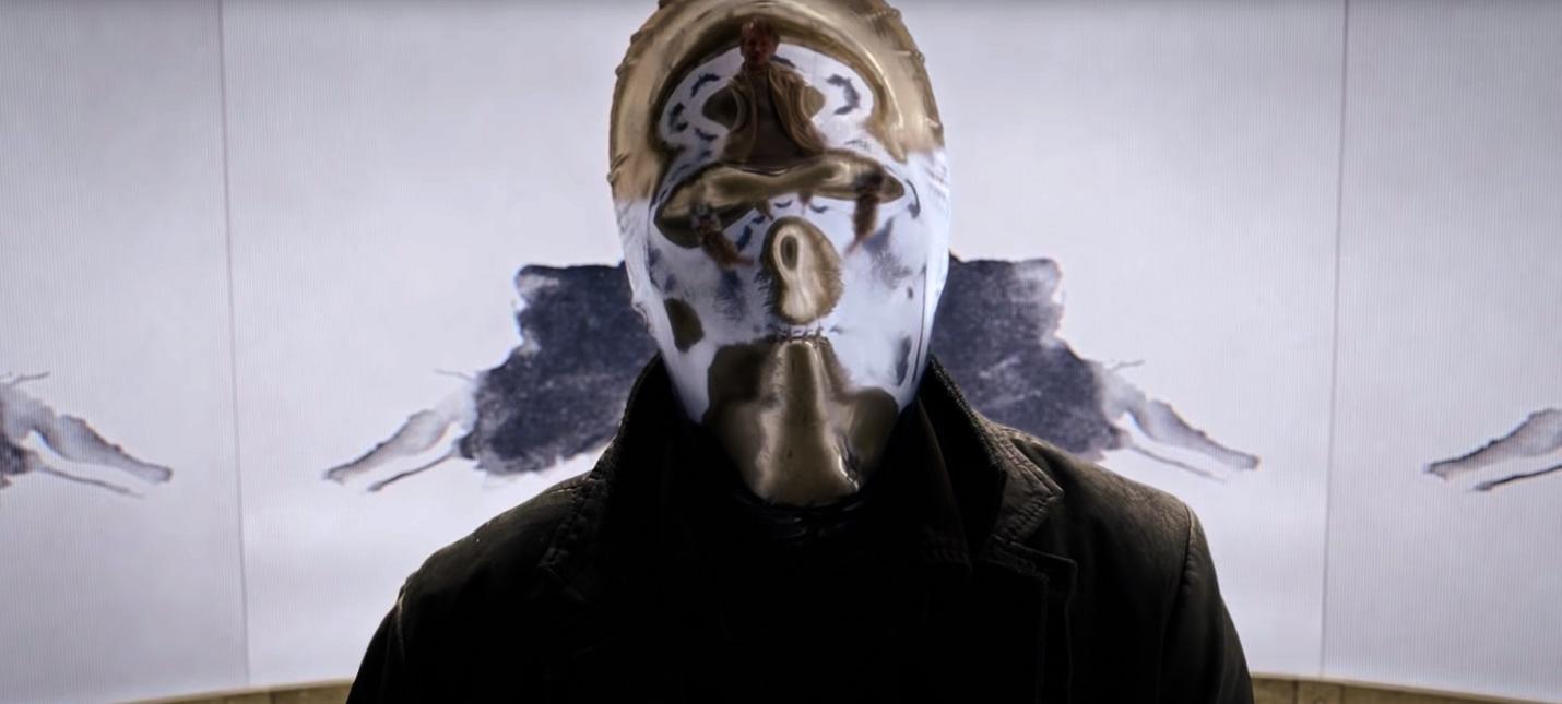 Новый полноценный трейлер сериала Watchmen от HBO