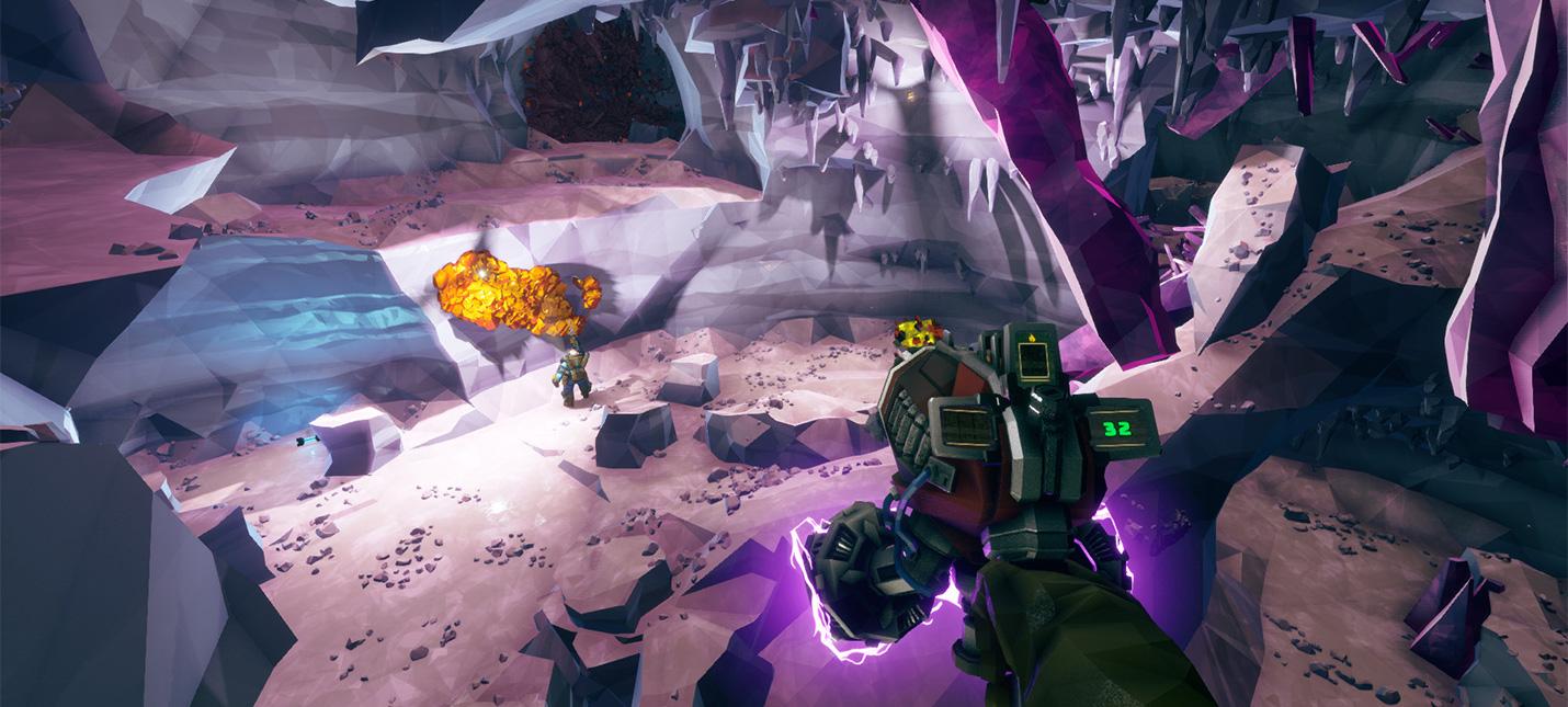 Игра на выходные: бесплатная Deep Rock Galactic в Steam
