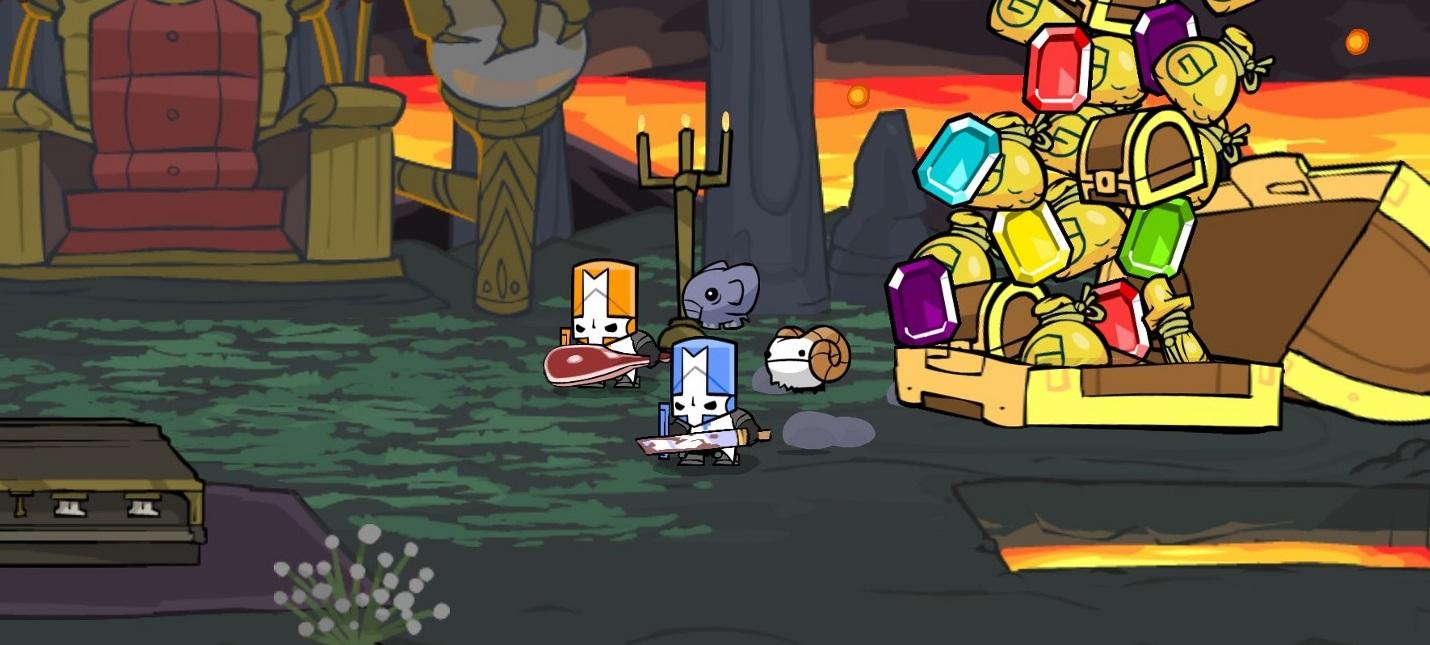 Ремастер Castle Crashers выйдет 17 сентября на PS4