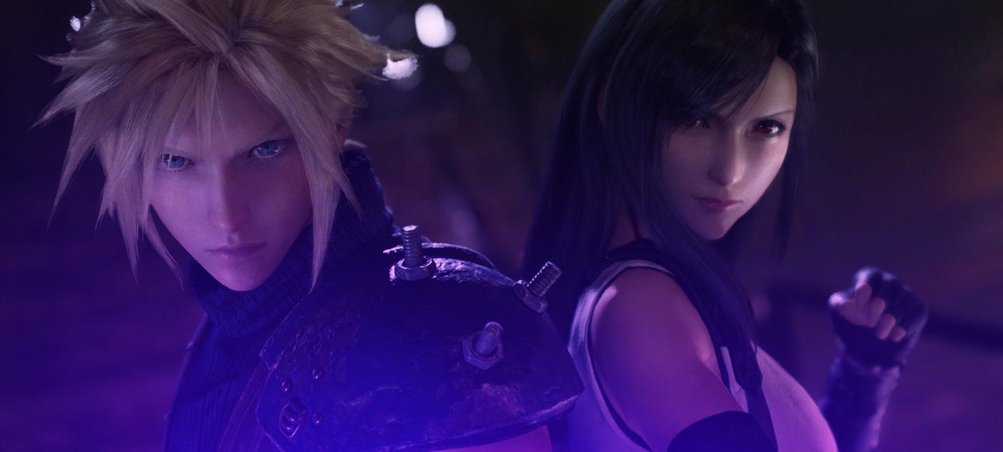 TGS 2019: новый геймплей ремейка Final Fantasy 7 — битва с боссом, саммоны и мини-игра