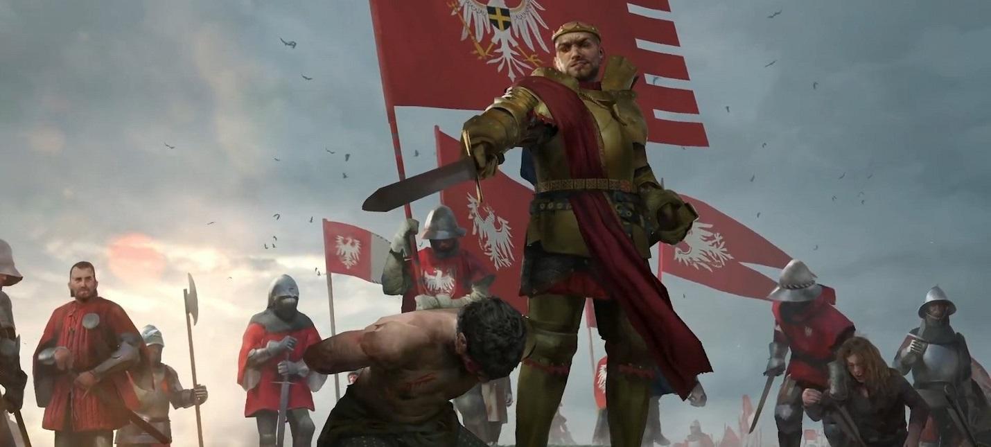 """Студия CD Projekt RED анонсировала расширение """"Железная воля"""" для """"Гвинта"""""""