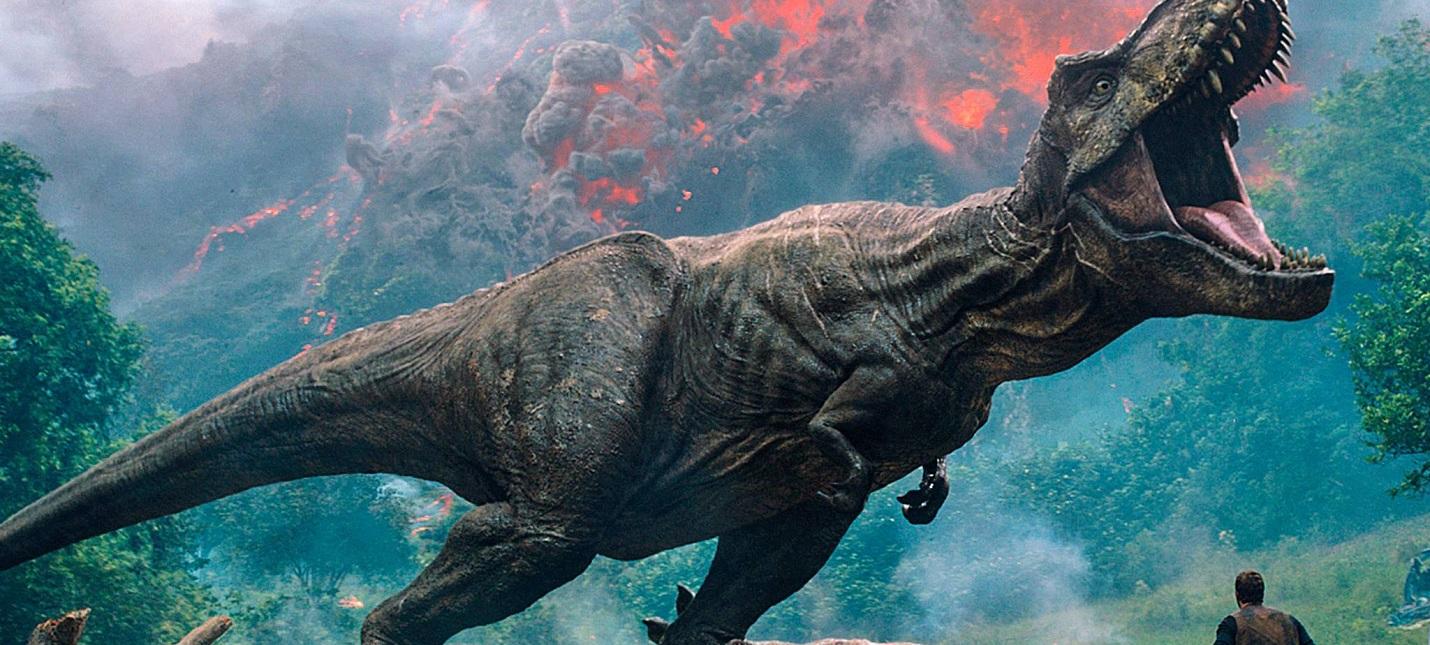 """Битва динозавров в короткометражном приквеле третьего """"Мира Юрского периода"""""""