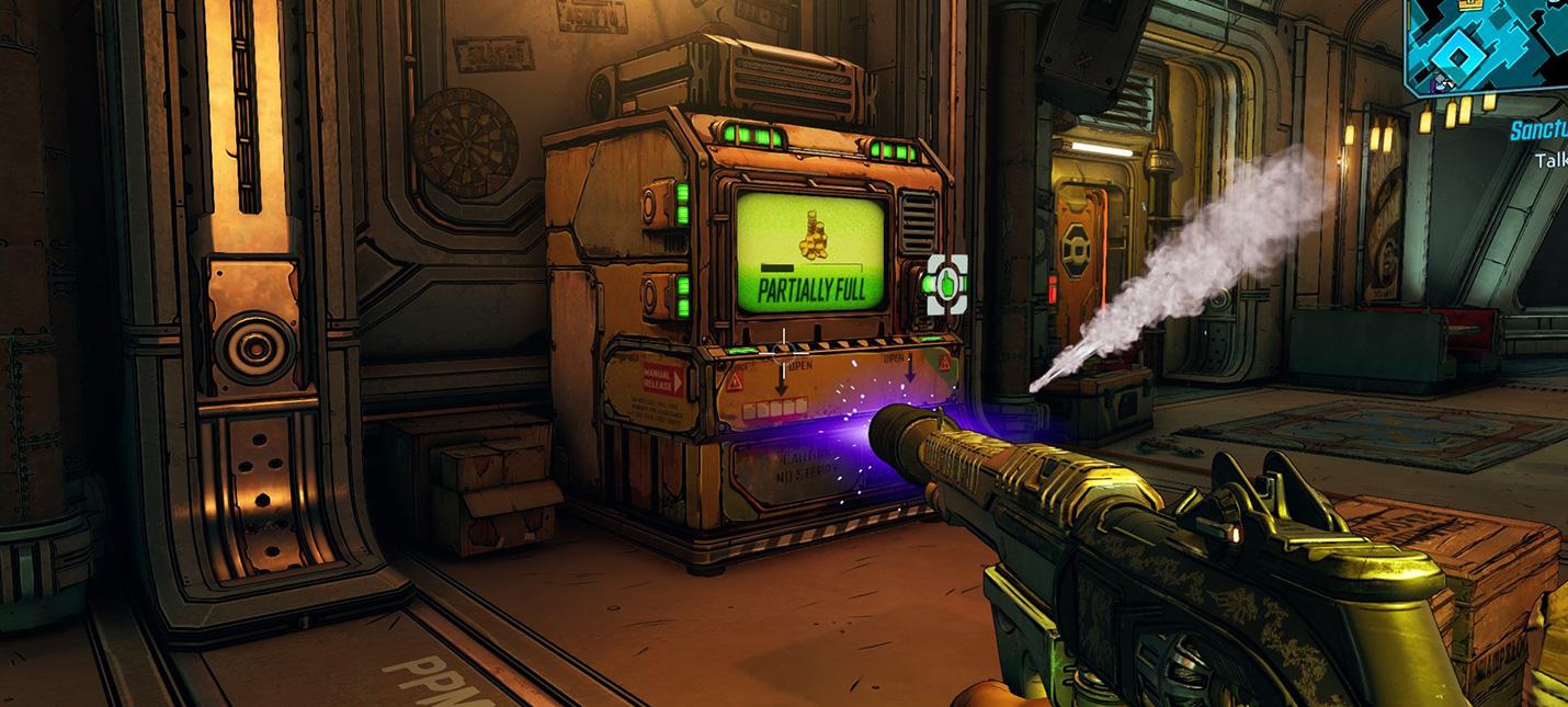 Вот почему машина забытых вещей из Borderlands 3 должна быть во всех играх с лутом