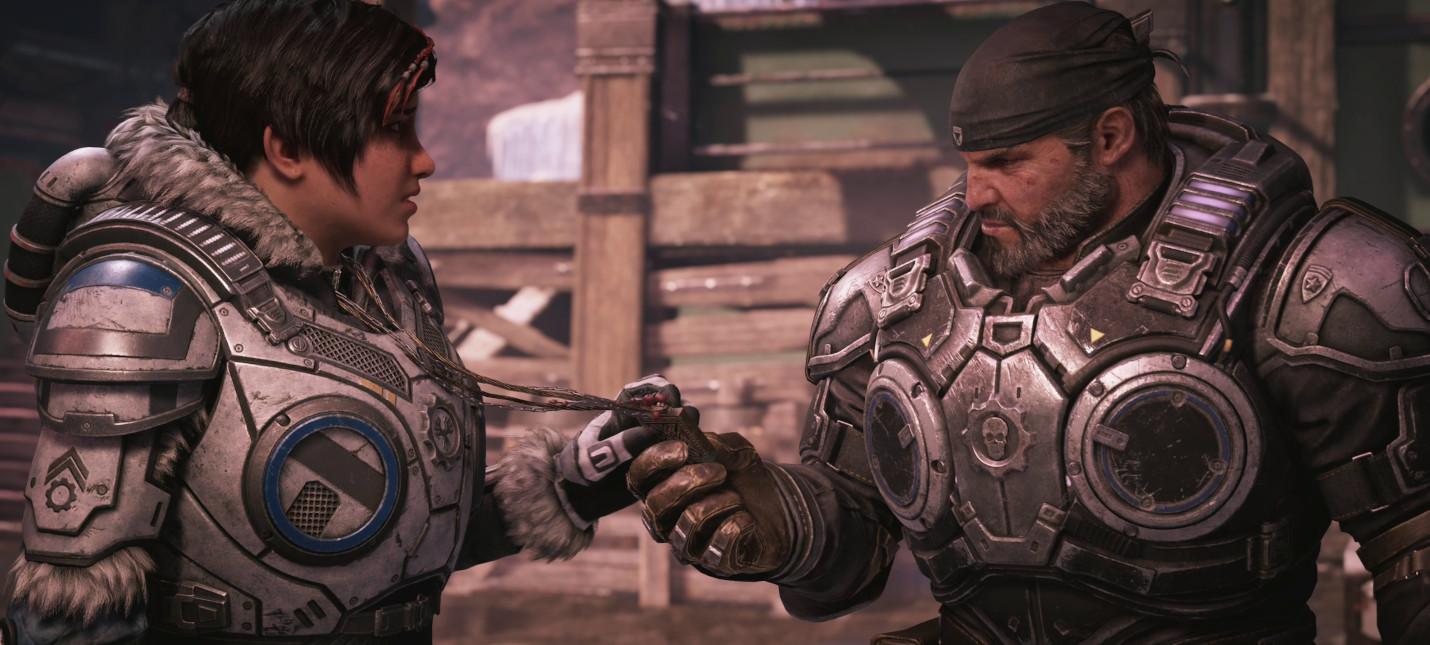 Gears 5 стала самой успешной игрой Microsoft на Xbox One