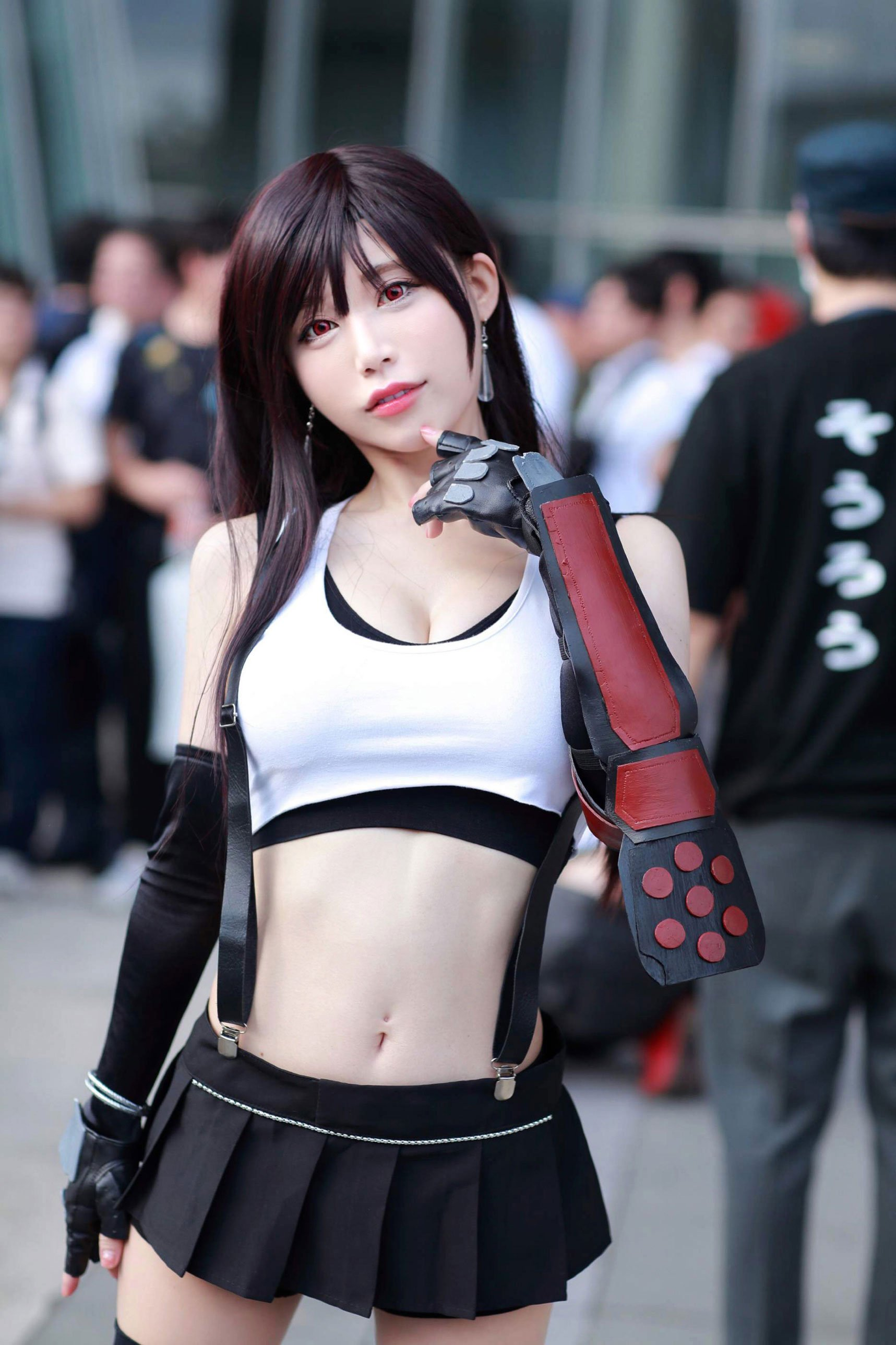 Лучший косплей с Tokyo Game Show 2019