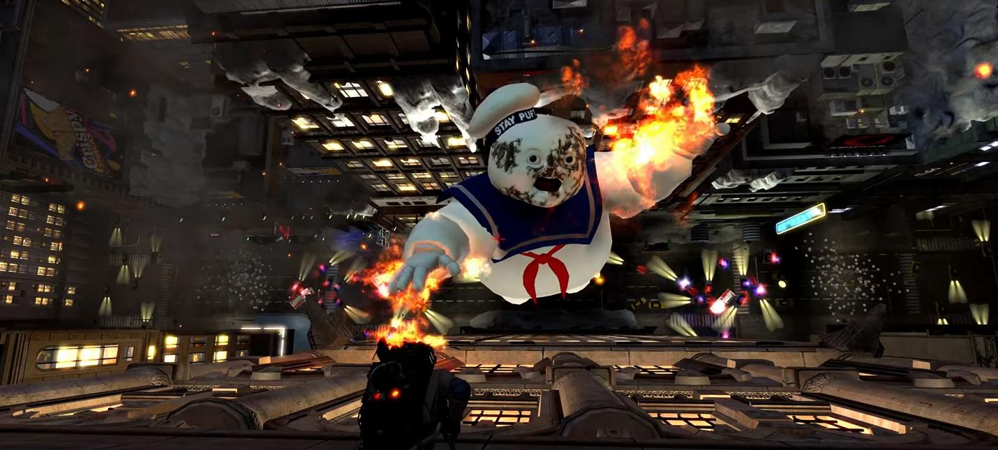 Любимые моменты фанатов в новом ролике ремастера Ghostbusters: The Video Game