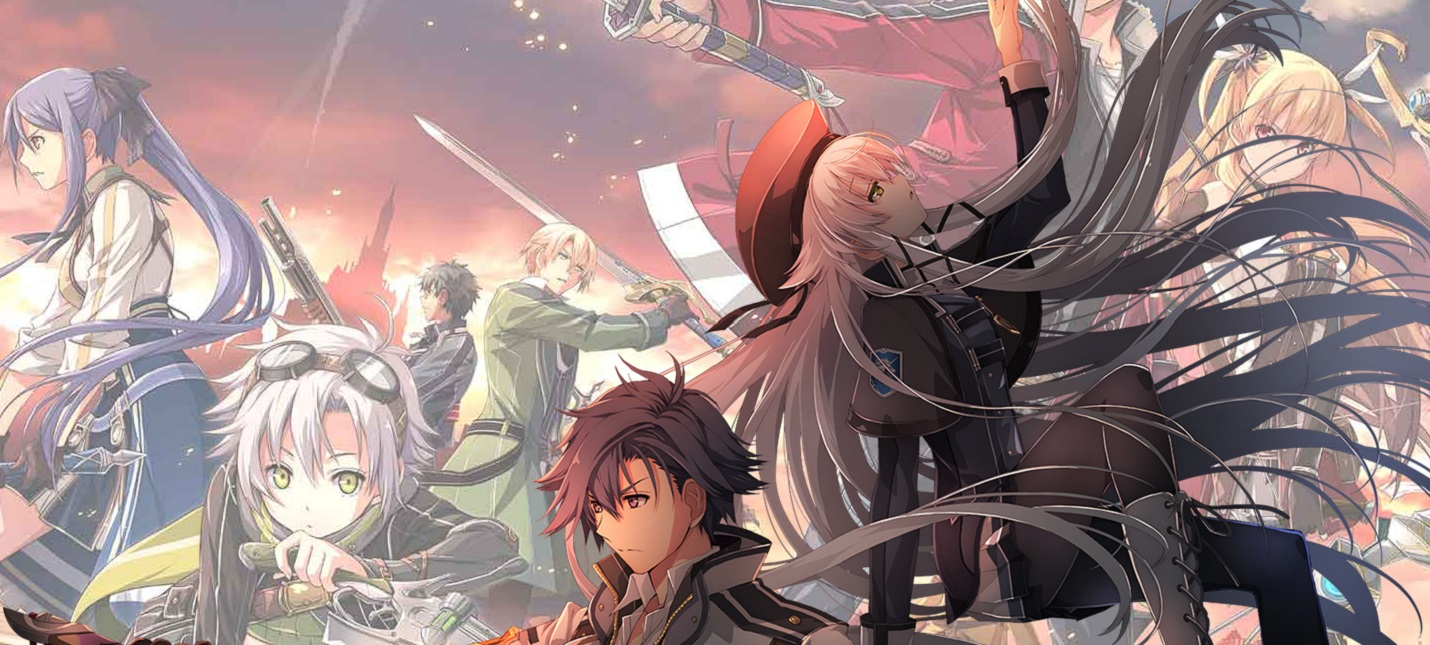 В PSN вышла демоверсия JRPG Trails of Cold Steel 3