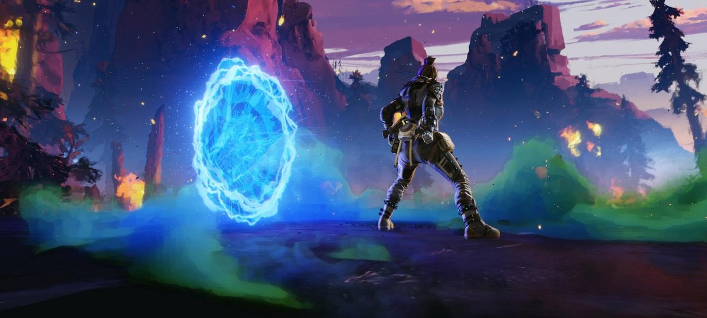 Игрок заметил нового героя по имени Крипто в Apex Legends