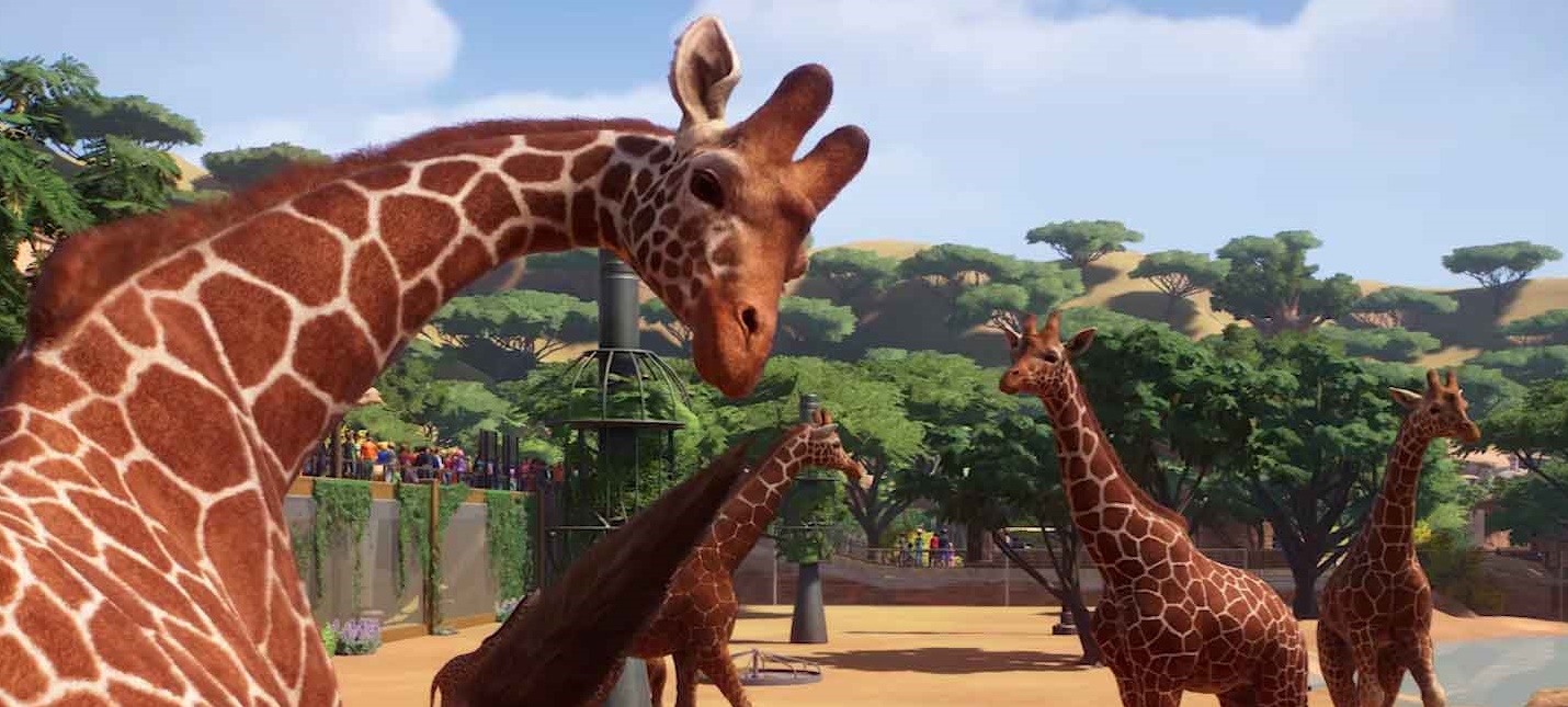 Новый трейлер Planet Zoo демонстрирует возможности грядущей беты
