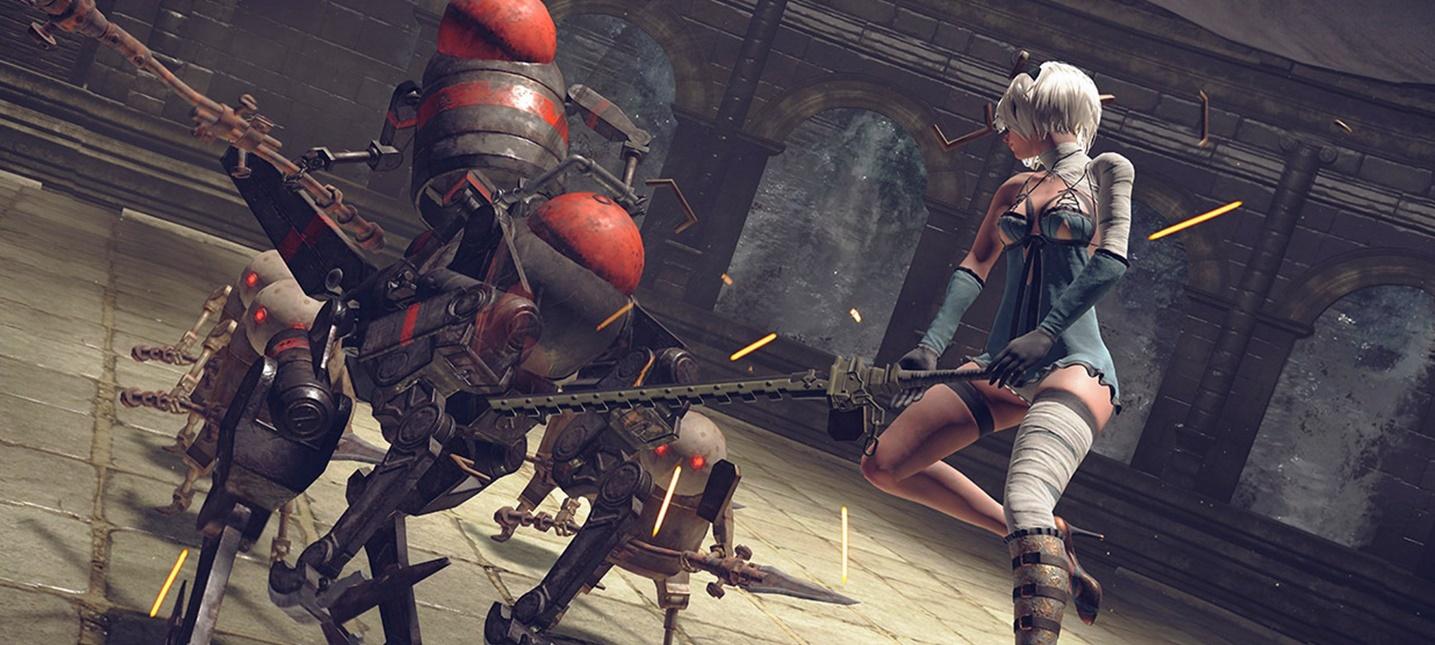 Platinum Games: Если Square Enix нам заплатит, мы выпустим NieR: Automata на Switch