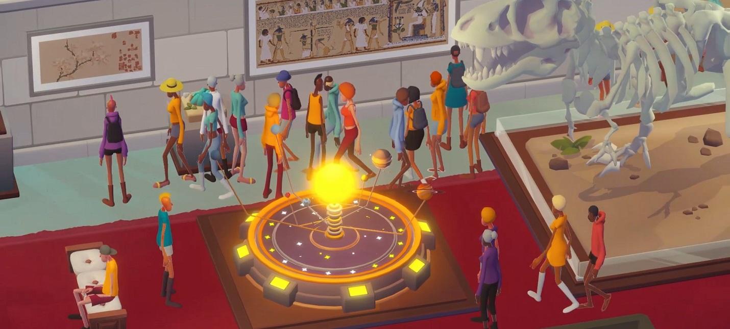 Симулятор Mondo Museum выйдет в раннем доступе в начале 2020 года