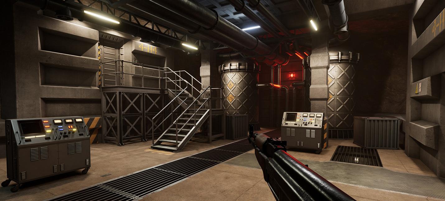 Взгляните на классные скриншоты фанатского ремейка Goldeneye 007 на Unreal Engine 4