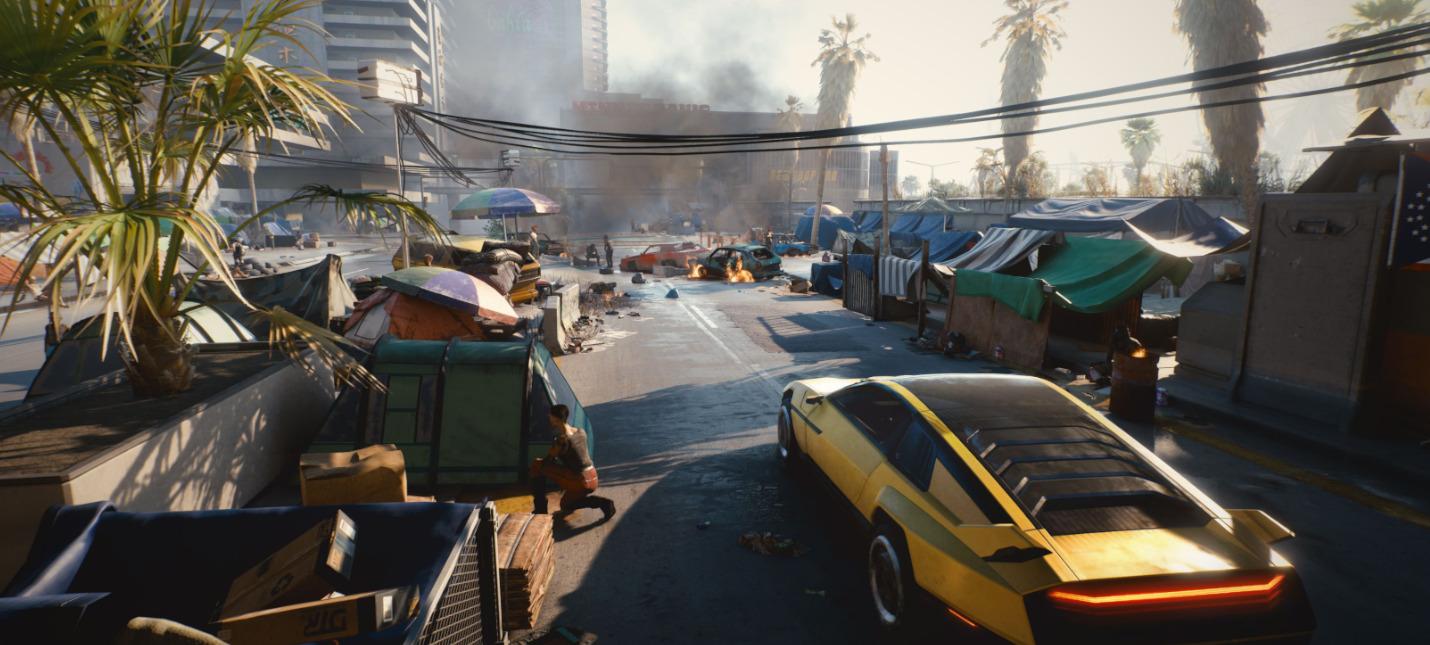"""На """"ИгроМире 2019"""" покажут геймплей Cyberpunk 2077 на русском языке"""