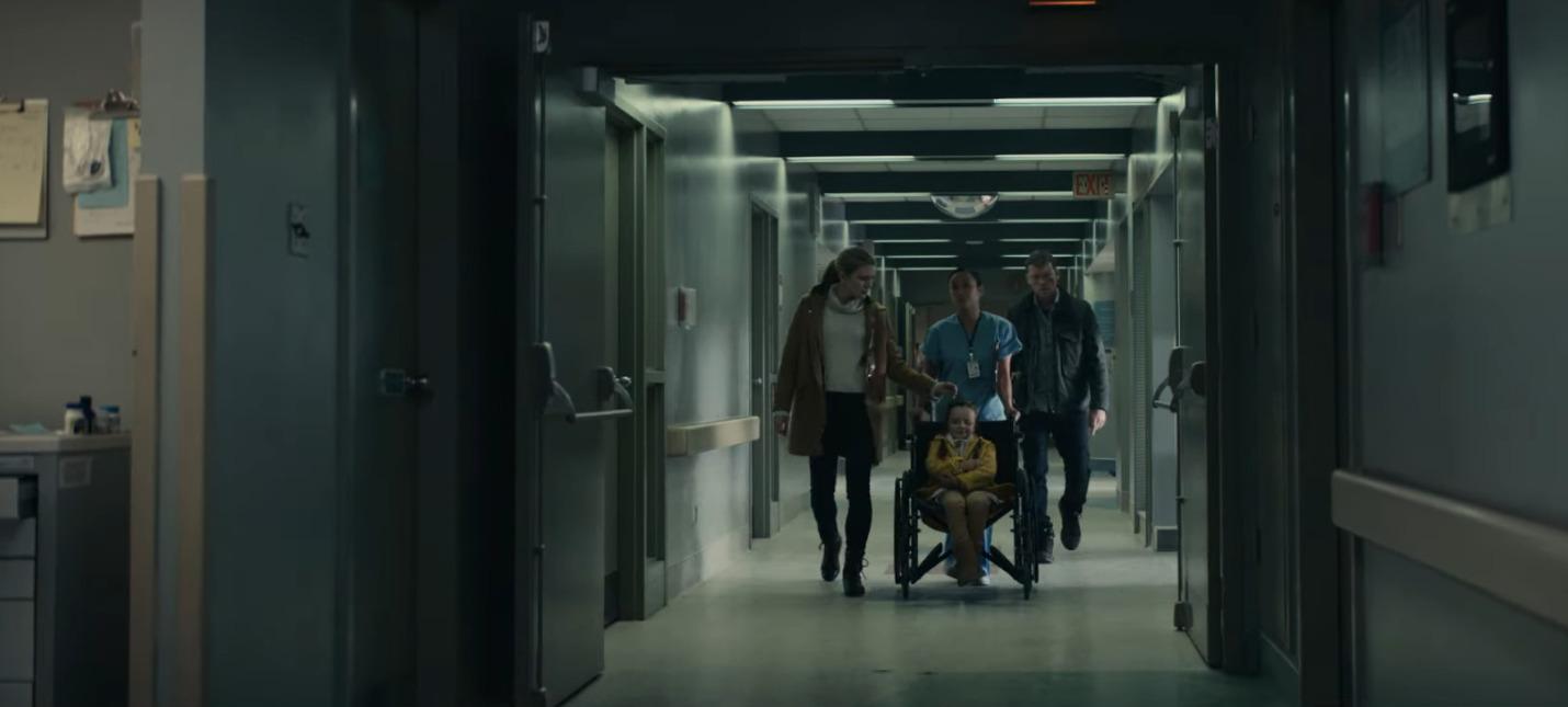 Первый трейлер полнометражного триллера Fractured от Netflix