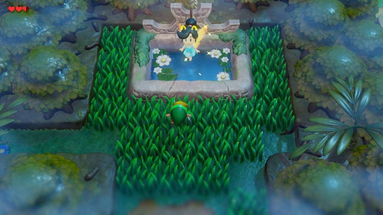 Пробуждение героя: Обзор The Legend of Zelda: Link's Awakening
