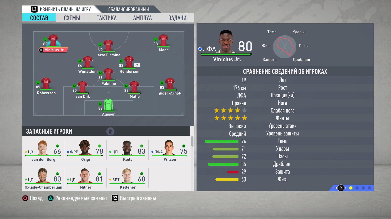 Early Review: Первые впечатления от FIFA 20