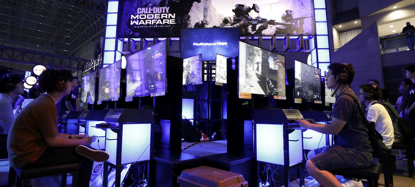 Activision анонсировала новую лигу Call of Duty из 12 команд