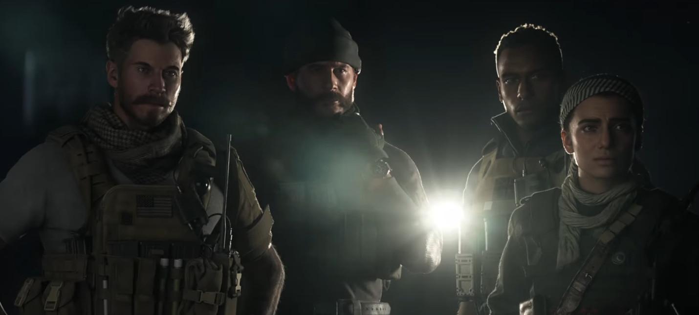Сверхдержавы не могут соперничать напрямую: Подробности сюжетной кампании Call of Duty Modern Warfare