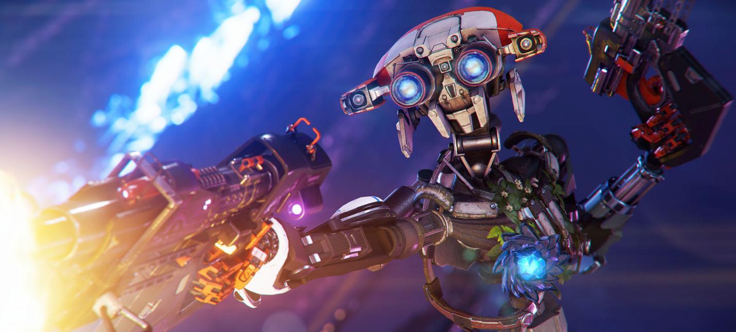 Амбициозный VR-шутер Stormland от Insomniac выйдет в ноябре