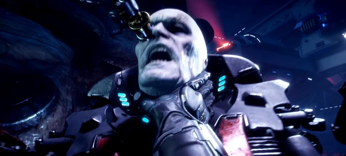 """Главный злодей DLC """"Восхождение Призраков"""" в новом трейлере Rage 2"""