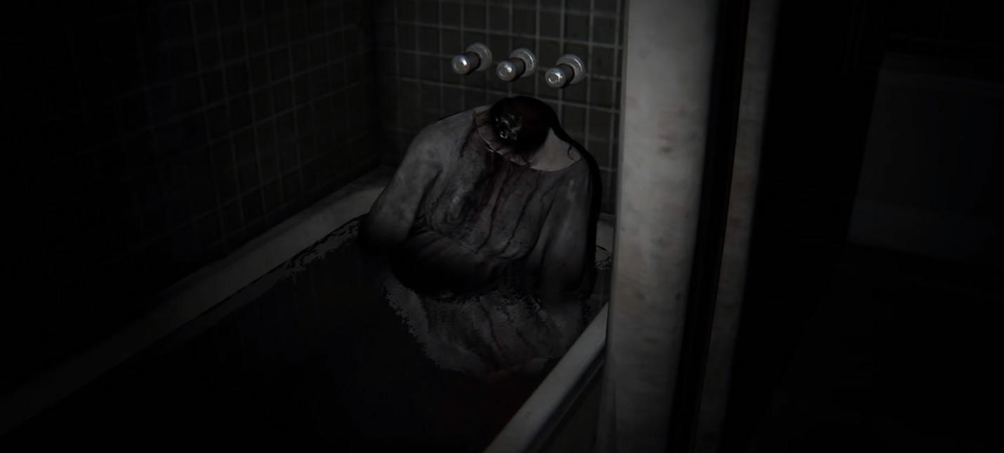Ютубер обнаружил в P.T. жуткую сцену с ванной