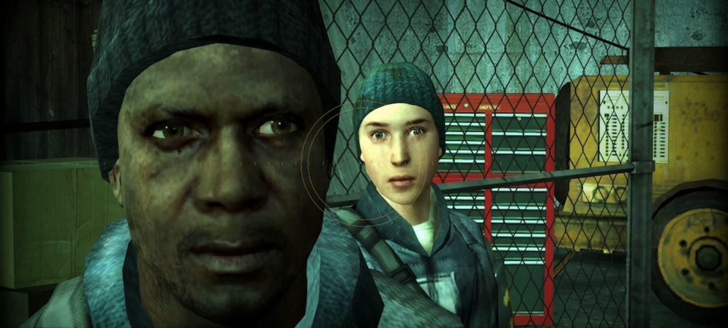 Valve исправила баг с неморгающими NPC в Half-Life 2