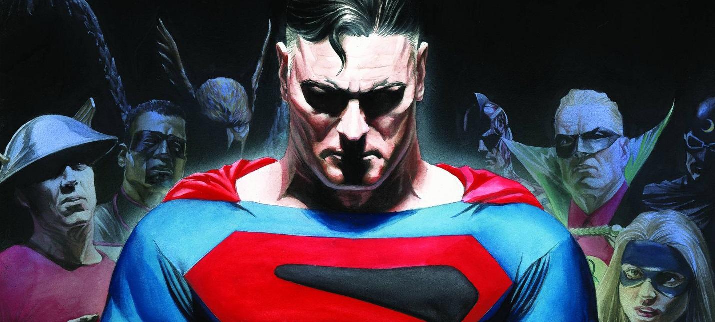 Первый взгляд на Супермена в исполнении Брэндона Рута