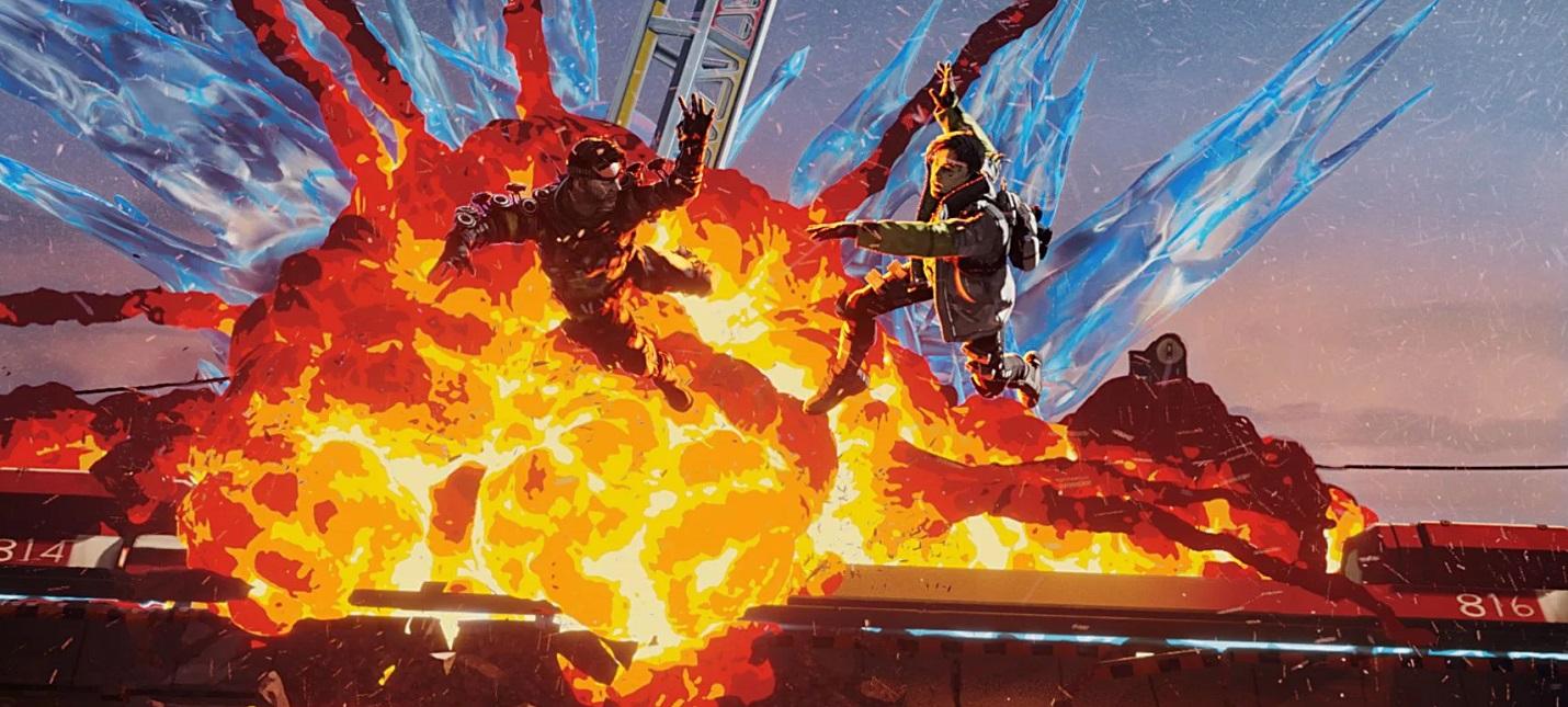 Новая карта, оружие и Легенда в геймплейном трейлере третьего сезона Apex Legends