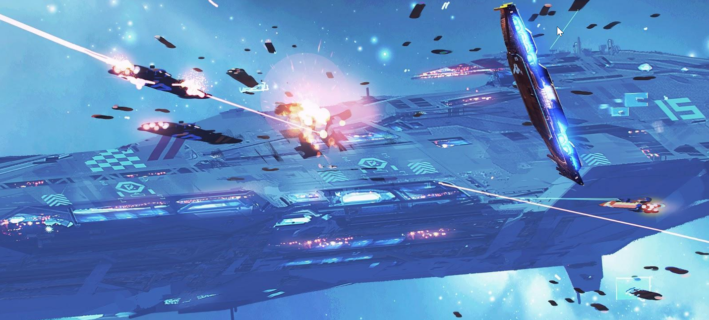 Разработчики Homeworld 3 собрали на краундфандинге миллион долларов