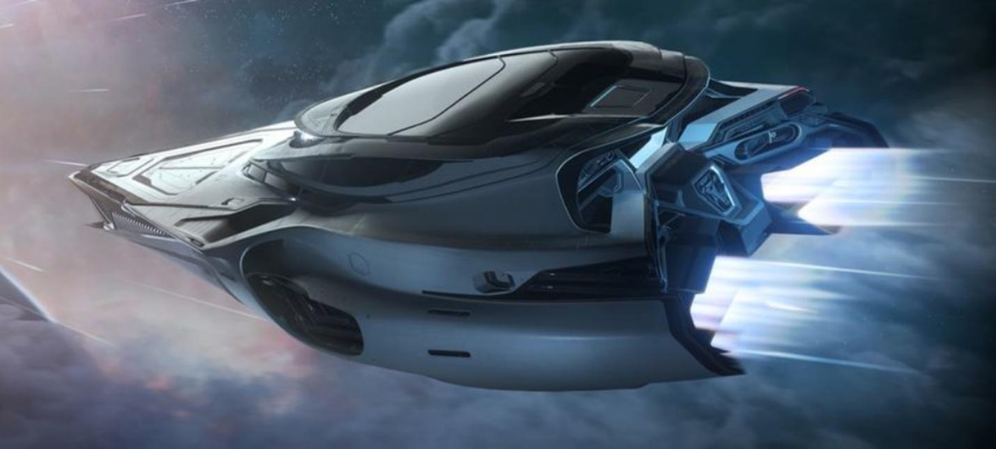 В Star Citizen моментально раскупили новые космические корабли за 1100 долларов