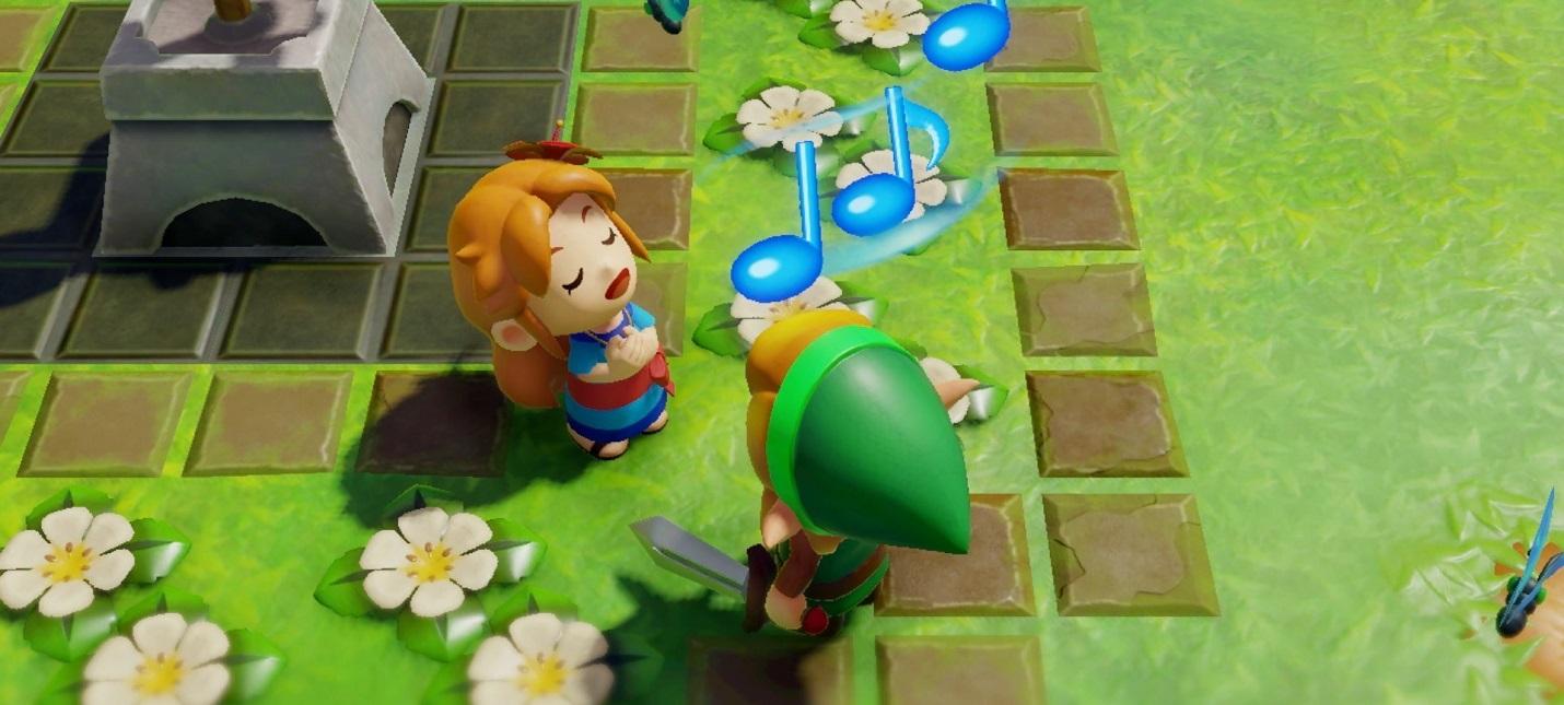 Link's Awakening дебютировала на первом месте чарта стран EMEAA