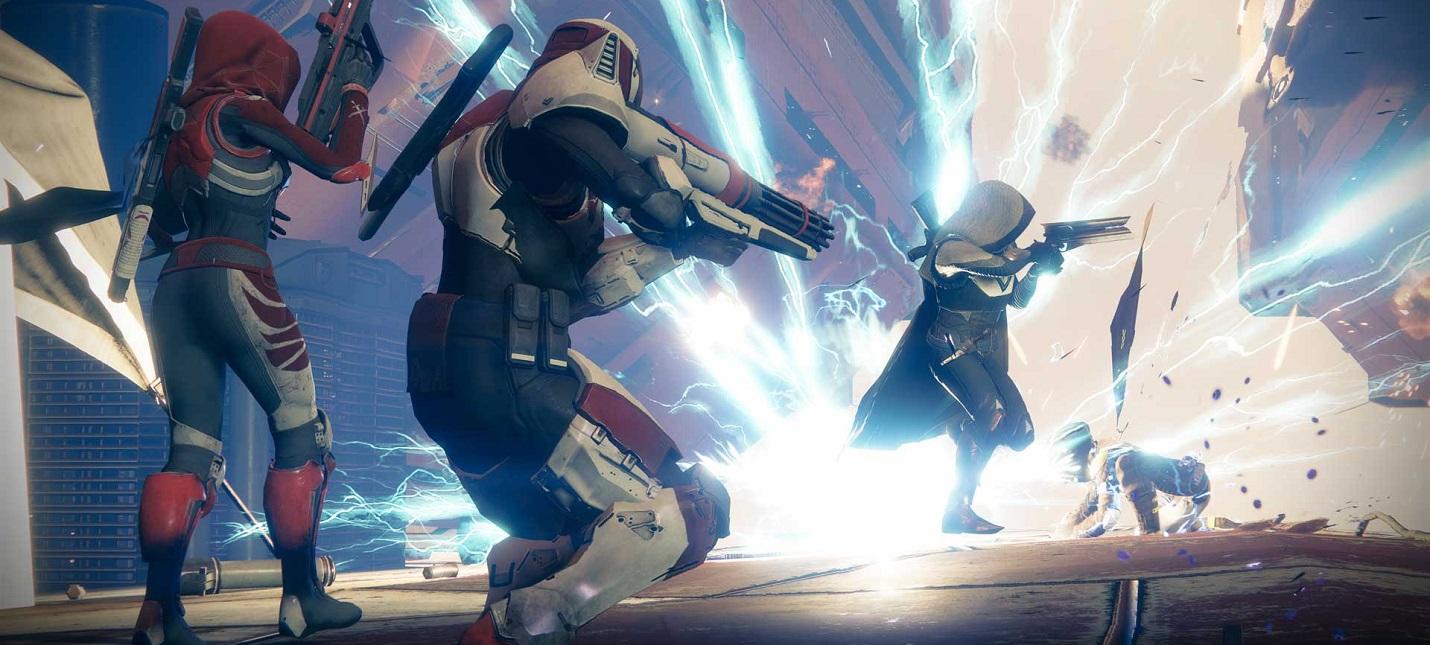 Первые 25 минут Destiny 2: New Light