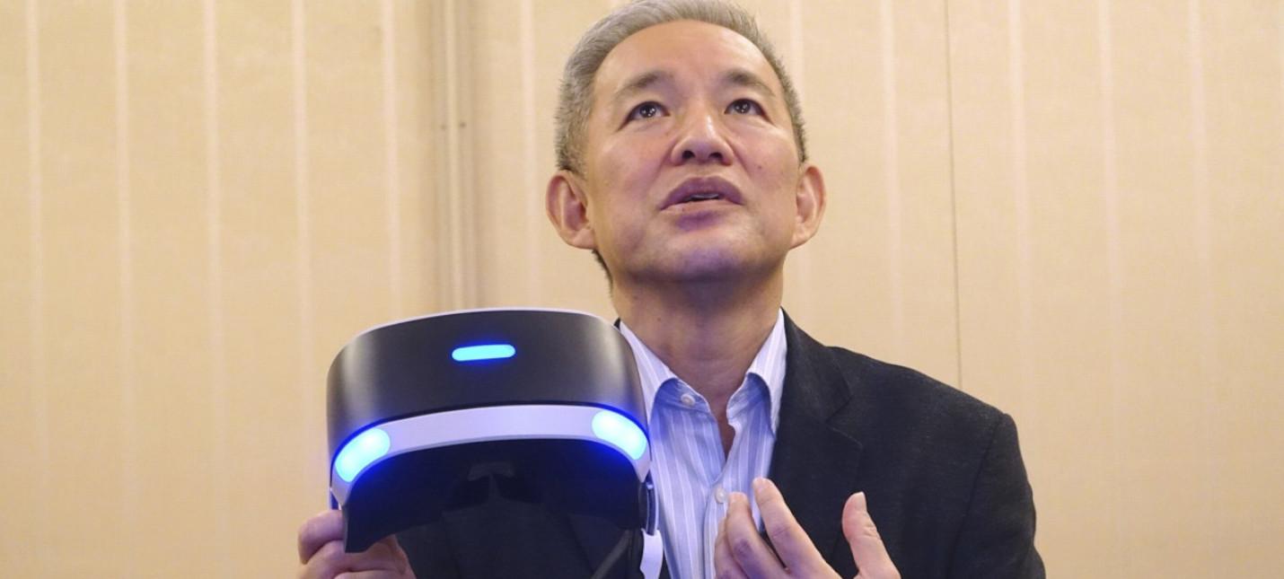 Президент Sony Interactive Entertainment Japan Asia покинул свой пост
