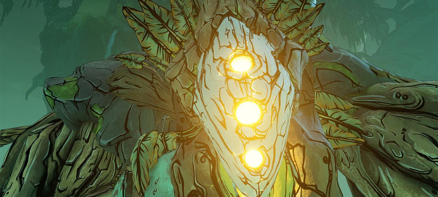 """В Borderlands 3 нашли новую """"ферму"""" лута, это гигантское дерево на ногах"""