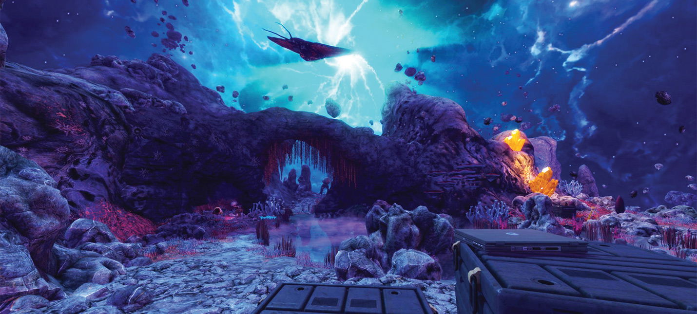 В публичную бету Black Mesa добавили пять новых уровней Xen