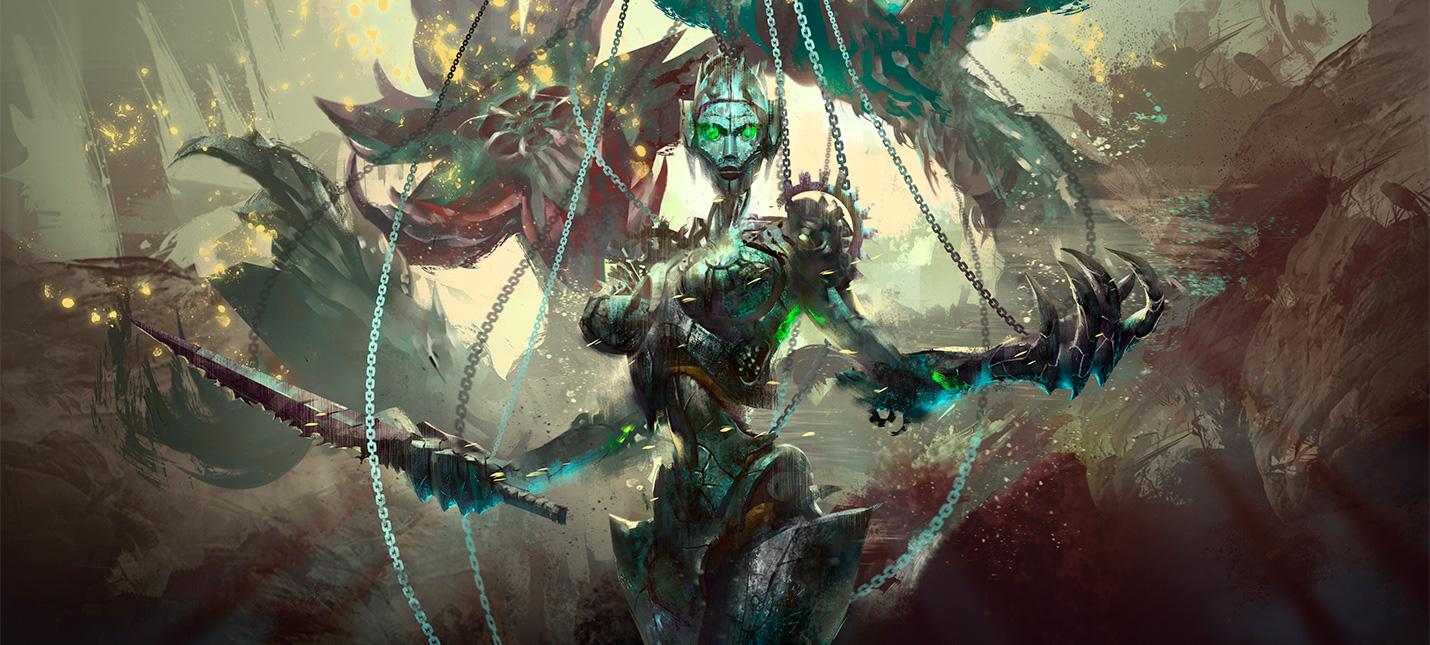 Слух: Основатель ArenaNet работал над продолжением серии Guild Wars