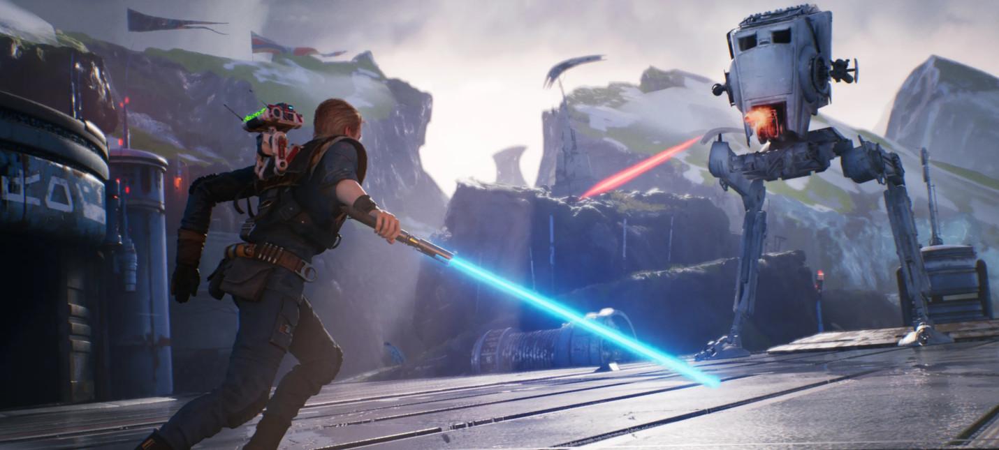Анонсировано коллекционное издание Star Wars Jedi: Fallen Order