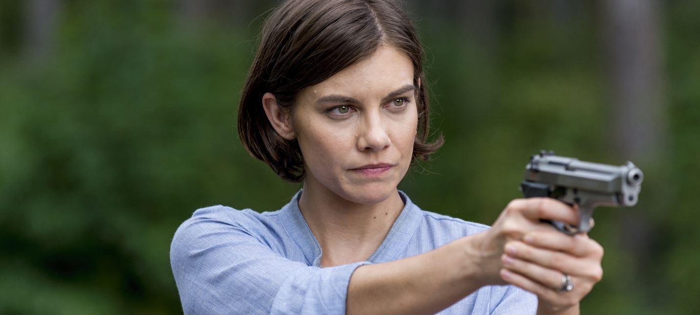 """AMC продлил """"Ходячих мертвецов"""" на 11 сезон, Лорэн Коэн вернется к роли Мэгги"""