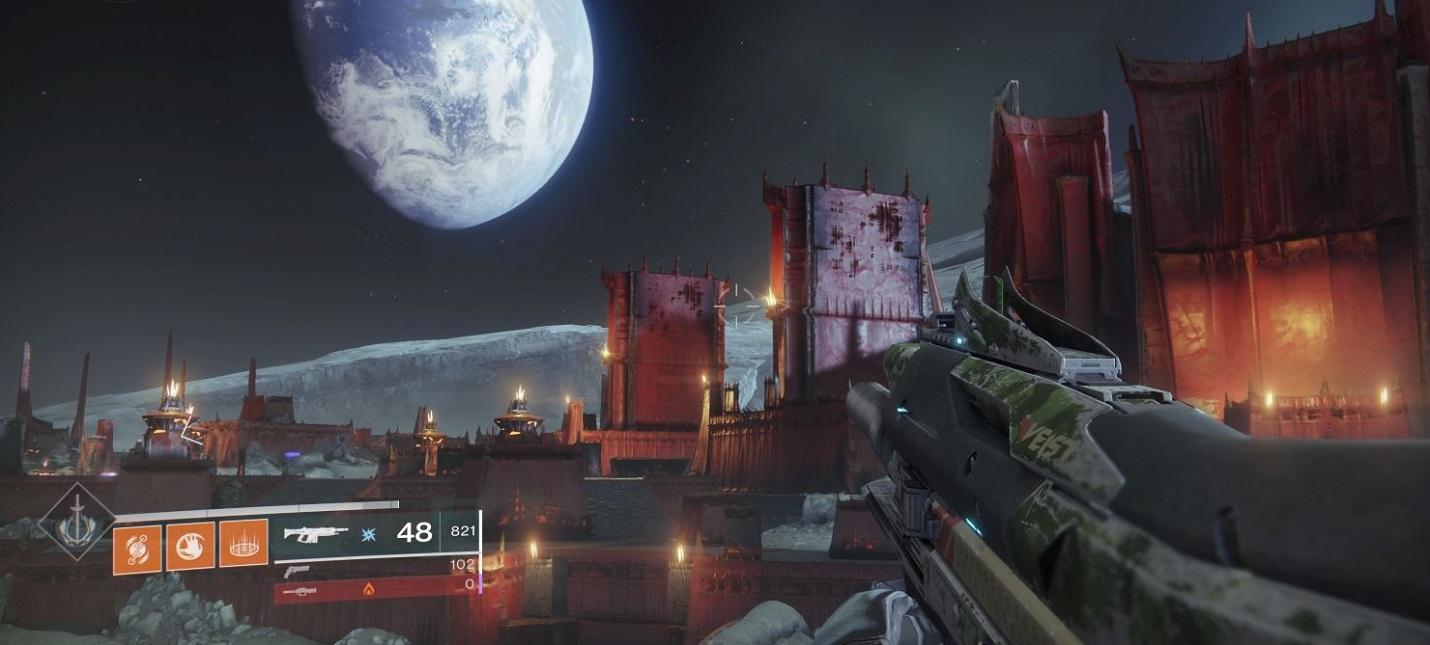 Гайд Destiny 2: Shadowkeep — как начать вторжение Вексов
